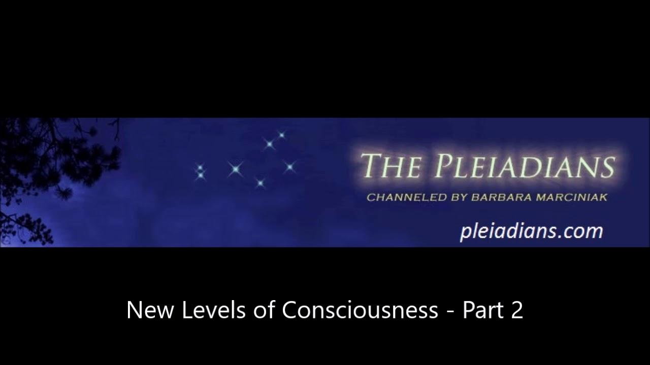 Barbara Marciniak - New Levels of Consciousness (Part 2)
