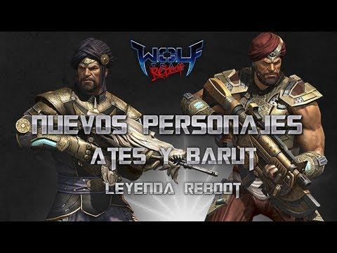 Wolfteam Ates Y Barut Leyenda Reboot - Lima Street