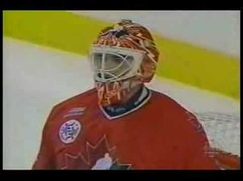 1996 World Cup Final Game 3 Canada vs USA Goals