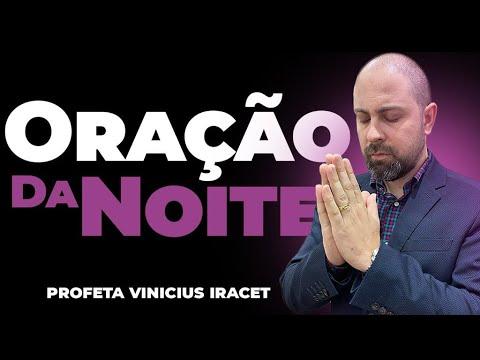 ORAÇÃO DA NOITE - 3 DE JUNHO DO MILAGRE DE DEUS