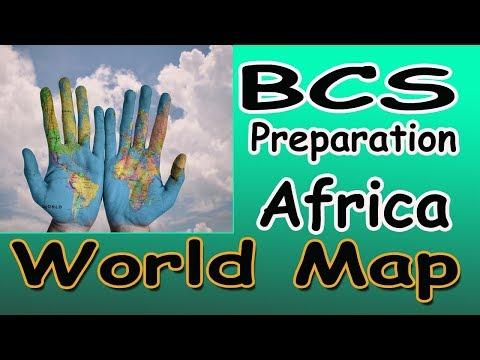 BCS Preparation -  Africa  Continent - International Affairs