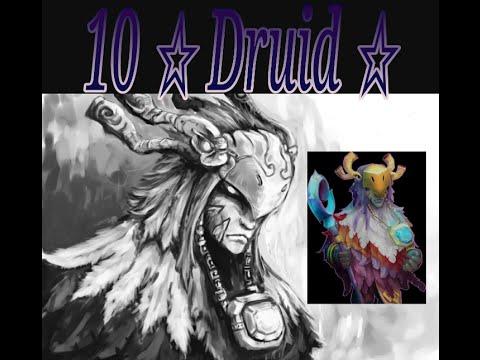 10 Star Druid Castle Clash IGG
