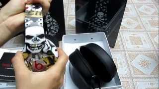 Monster Beats By dr.dre Over Ear studio Skull colours DJ Earphones Headphones