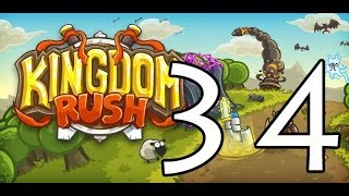 Kingdom Rush: Steam Edition Let's Play-Part 34 (New Maps and Heroes!)