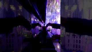 Diễm Tình Ca 3 _ Everytime We Touch _ Piano