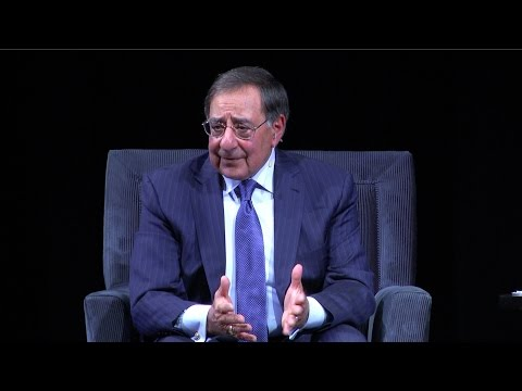 2016 The George P. Shultz Lecture Series – Leon Panetta – Full Version