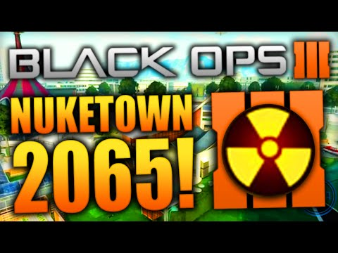 """Call of Duty: Black Ops 3 """"NUKETOWN 2065""""? - Multiplayer Maps!"""
