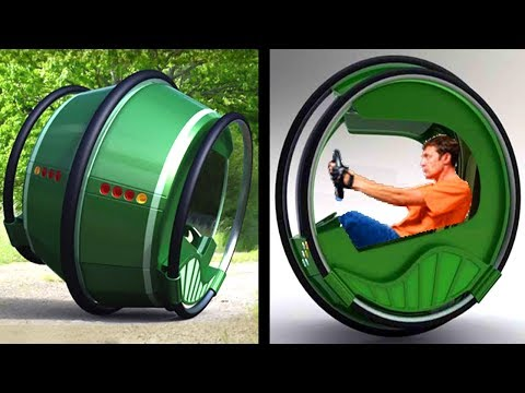 10 INCREDIBLE CONCEPTS OF THE FUTURE YOU MUST SEE