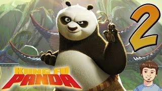 Kung Fu Panda The Video Game Gameplay Walkthrough - PART 2 - Tournament of the Dragon Warrior!