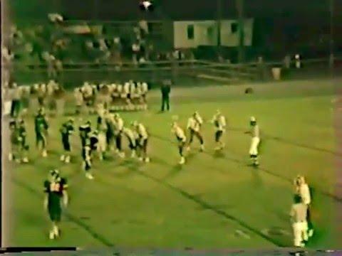1986 Stilwell Indians at Jay Bulldogs Football