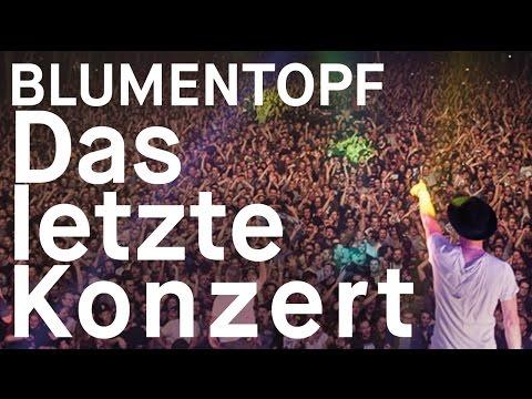 Blumentopf - das Abschiedskonzert in München 2016