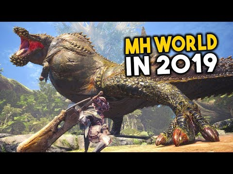 The State Of Monster Hunter World in 2019
