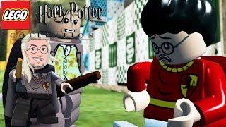 Harry får en Gummiarm | LEGO Harry Potter år 1-4 | del 8