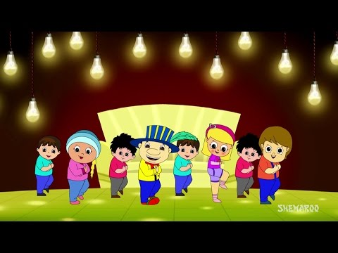 Dancing Songs For Children | International Dance Day With Shemaroo Kids