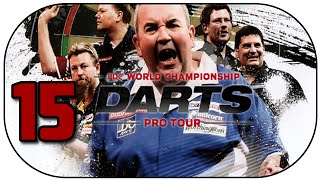 PDC World Championship Darts 2008 #15 ★ [Deutsch] Let