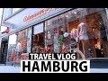 HAMBURG TRAVEL DIARY #VLOG | FASHION CONFESSION