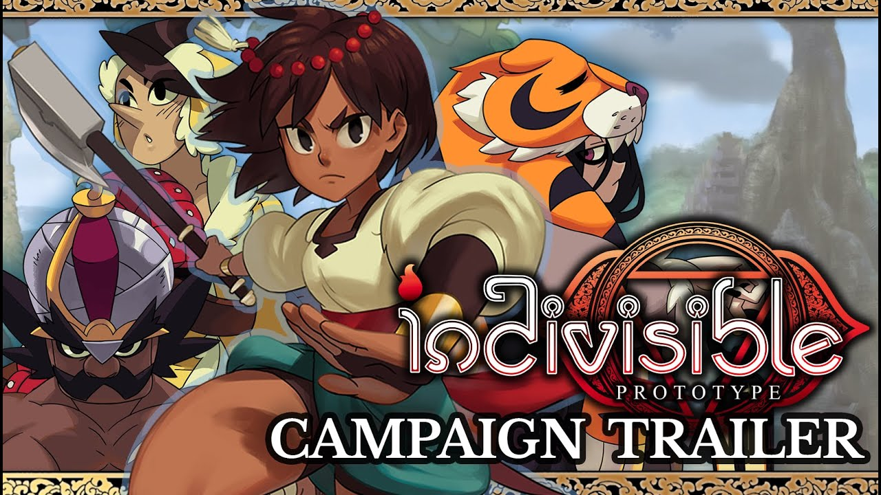 Indivisible - RPG from the Creators of Skullgirls | Indiegogo