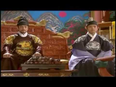 MVทงอี_องค์รัชทายาทและองค์ชายยอนอิง