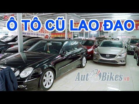 Ô Tô Cũ Lao đao Vì Hàng Nghìn ô Tô Mới Giá Rẻ Về Việt Nam