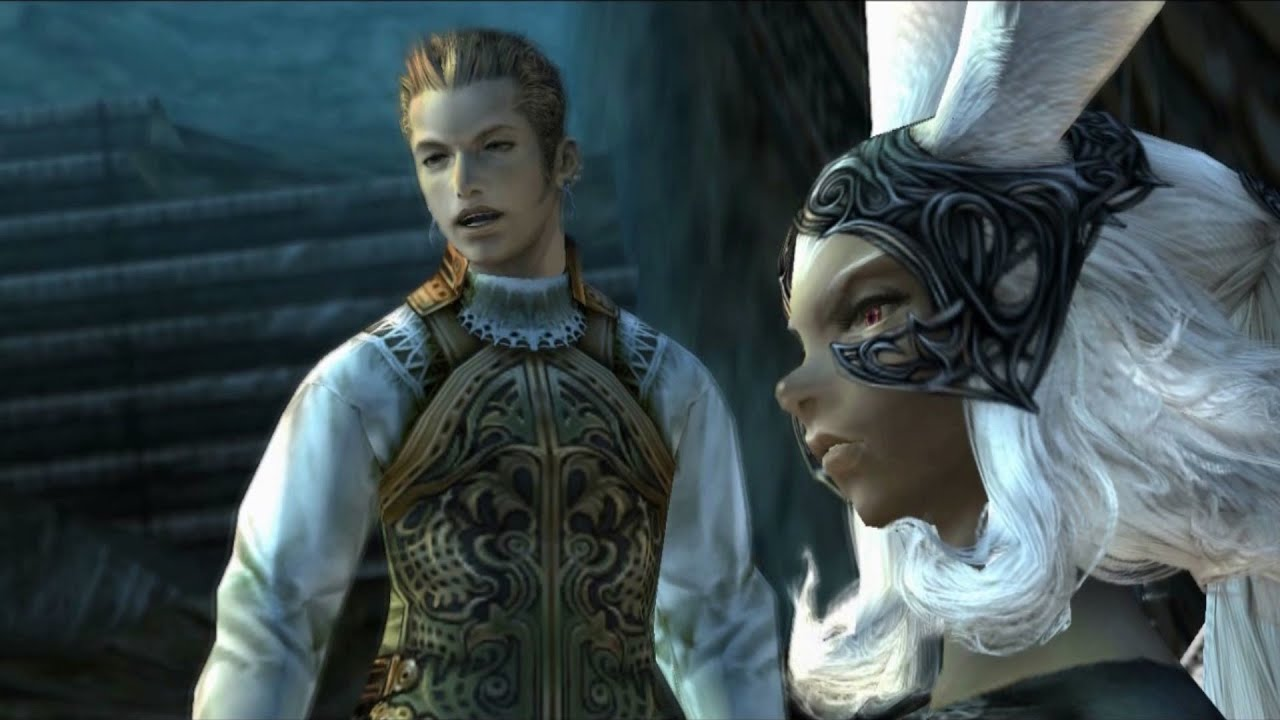 balthier and fran relationship test