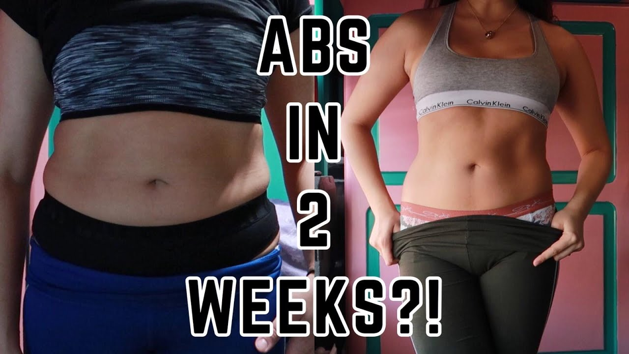 ABS IN 2 WEEKS?! | Trying Chloe Ting's Ab Workouts - YouTube