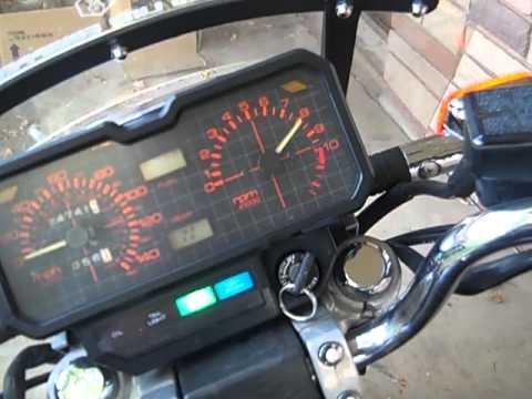 An Motorcycle Wiring Diagram 1984 Honda Nighthawk 650 Youtube