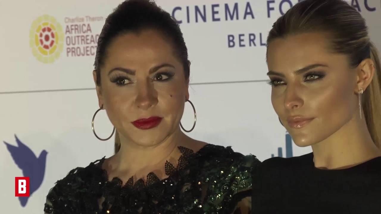 """Sophia Thomalla - """"Wir fläzen uns auf die Couch"""" - BUNTE TV"""