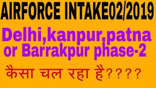 AIRFORCE PHASE-2 REVIEW KANPUR,PATNA,AMBALA, CHENNAI,BHOPAL,JODHPUR,BARRACKPORE,GUWAHATI,