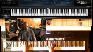 Better Days - Dianne Reeves (Keyboard playing)