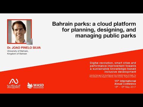 Bahrain parks: a cloud platform for planning, designing, and managing public parks