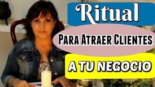 RITUAL PARA ATRAER CLIENTES A TU NEGOCIO ~ Hechizos Para El Dinero!!!
