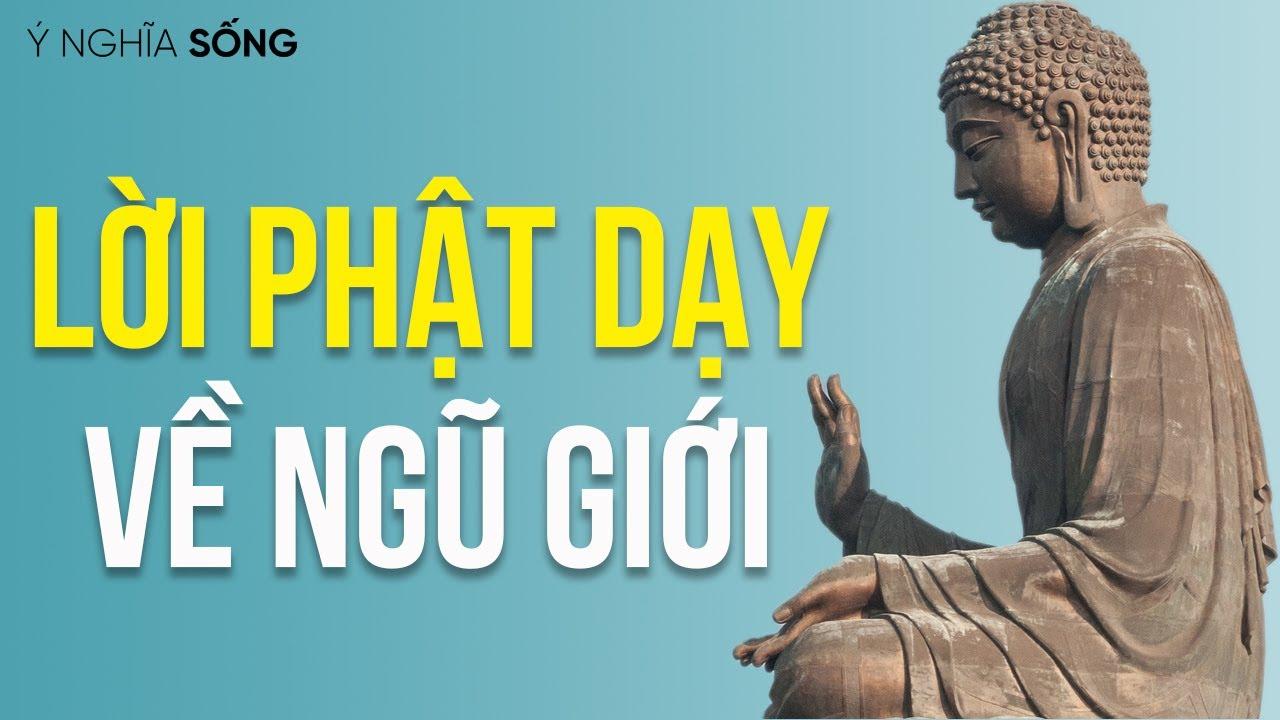 Lời Phật Dạy Hay Nhất Trong Cuộc Sống Phần 1: Lời Phật Dạy Về Ngũ Giới