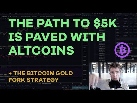 Bitcoin To $5K? Altcoins Dive, Bitcoin Gold, Binance, Getting to $10K BTC - CMTV Ep59