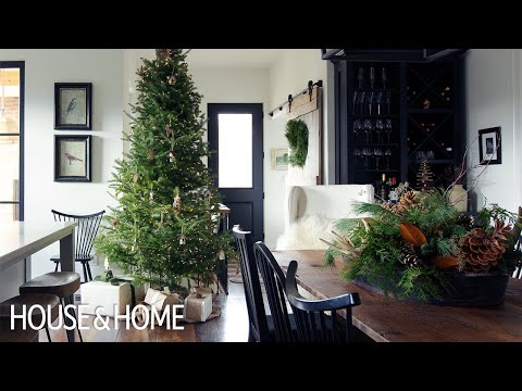 House Tour | Simple Christmas Decor Ideas