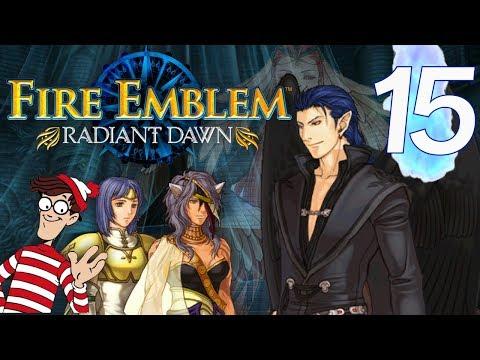 Fire Emblem: Radiant Dawn - Part 15 - Where's Waldo?