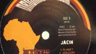 Jacin - Mystic Move + Version (Original Dub Sound)