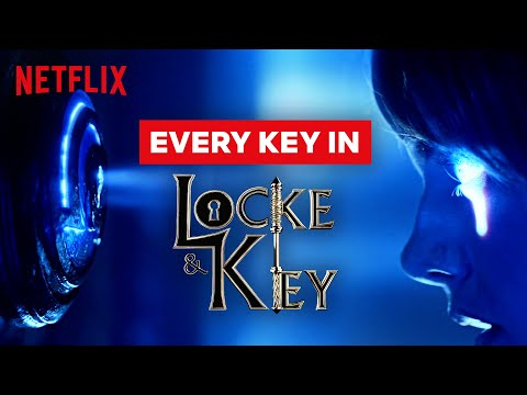 Every Key In Locke & Key | Netflix