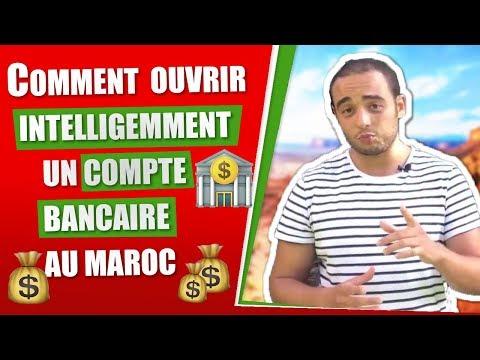 🇲🇦 COMMENT OUVRIR INTELLIGEMMENT UN COMPTE BANCAIRE AU MAROC ?