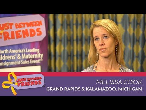 Just Between Friends Franchisee Profile: Melissa Cook