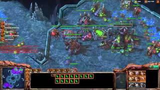 ROOTDestiny (Z) vs. tQorGETSLAMT (Z) [Game 2] - Starcraft 2 Ladder