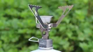Портативная газовая горелка Kovea KB-1005 Flame Tornado(Портативная газовая горелка Kovea KB-1005 Flame Tornado - компактная, облегченная туристическая газовая горелка без..., 2013-10-11T09:08:26.000Z)