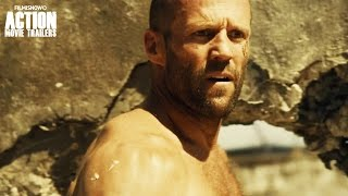 MECHANIC: RESURRECTION starring Jason Statham | Movie Clip 'Cliff Drive' [HD]