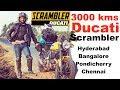 Ducati Scrambler road trip India
