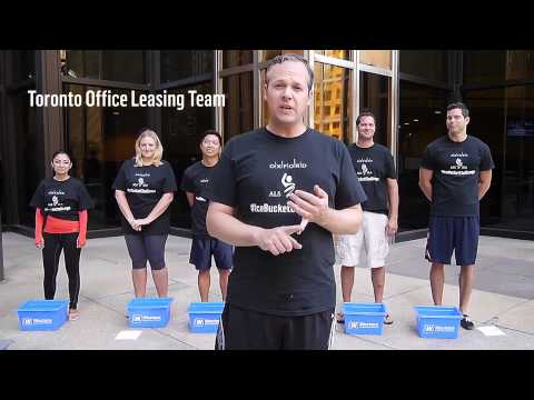 Oxford Properties - ALS Ice Bucket Challenge