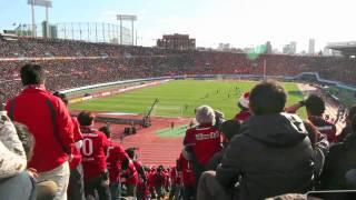 第90回天皇杯全日本サッカー選手権・決勝(Time-Lapse)
