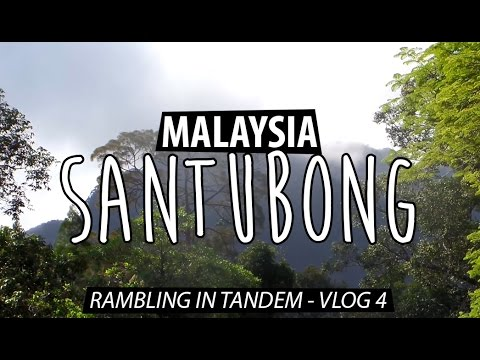 WE CLIMBED A MOUNTAIN!! Santubong | Kuching | Sarawak | Travel Vlog #4