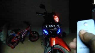 Video Cara Membuat Kunci Remot Dari Lampu Emergency.(remote lock of emergency lights). download MP3, 3GP, MP4, WEBM, AVI, FLV April 2018