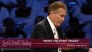 Adrian Rogers: When the Spirit Speaks - RA2318