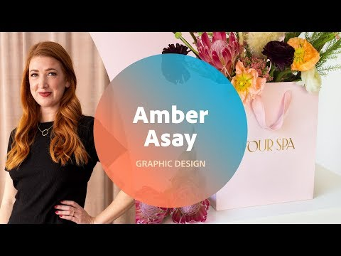 Branding & Identity Design with Amber Asay - 1 of 3