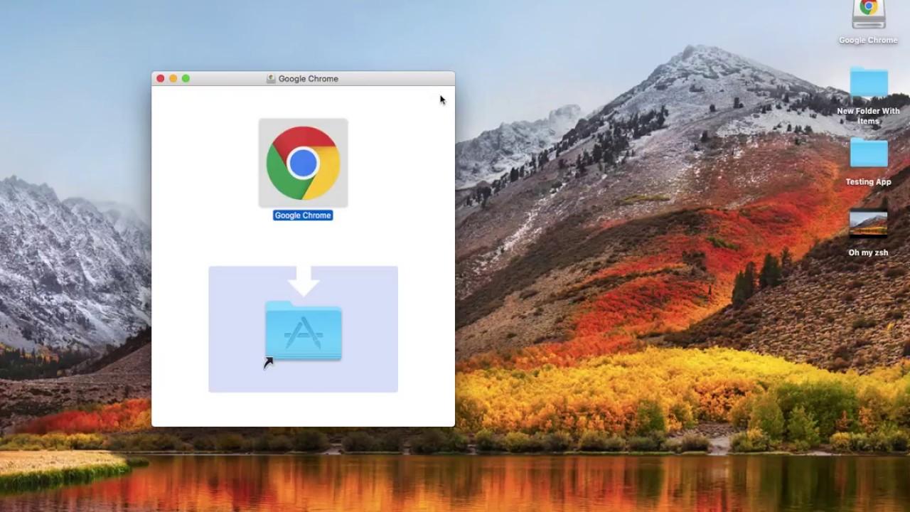 Google chrome for mac os sierra 10.12.6